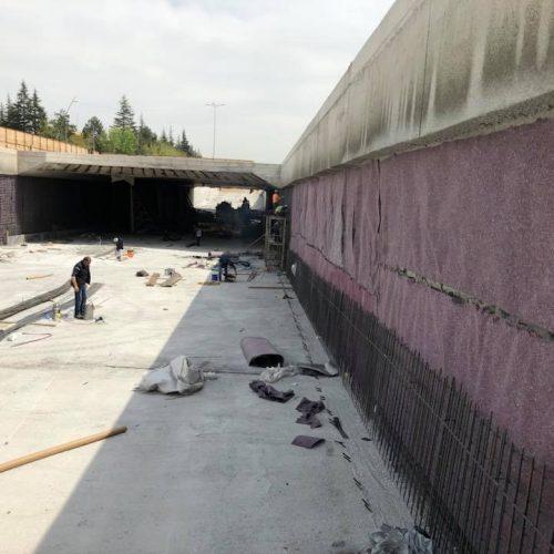 HDPE PVC Membran